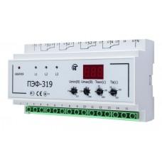 Электронный переключатель фаз ПЭФ-319