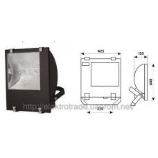 Прожектор DELUX MHF-250W AS