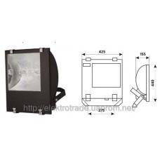 Прожектор DELUX MHF-400W AS