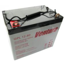 Аккумулятор Ventura GPL 12-80